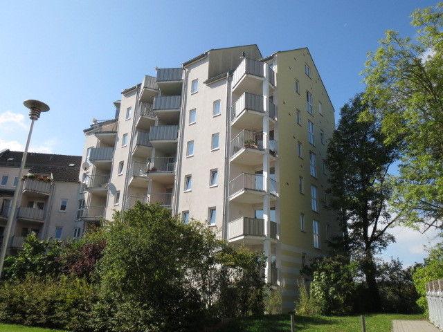 3 Zimmer Wohnung  Plauen mit Blick LSG Syrau zu vermieten