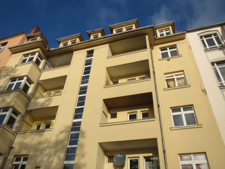 2,5 Zimmer Wohnung  Plauen Stadtmitte zu vermieten