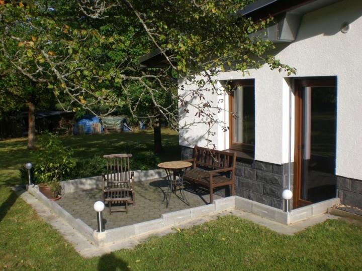 wundersch?ne ebenerdige 1,5 Zimmer mit EBK und Terrasse
