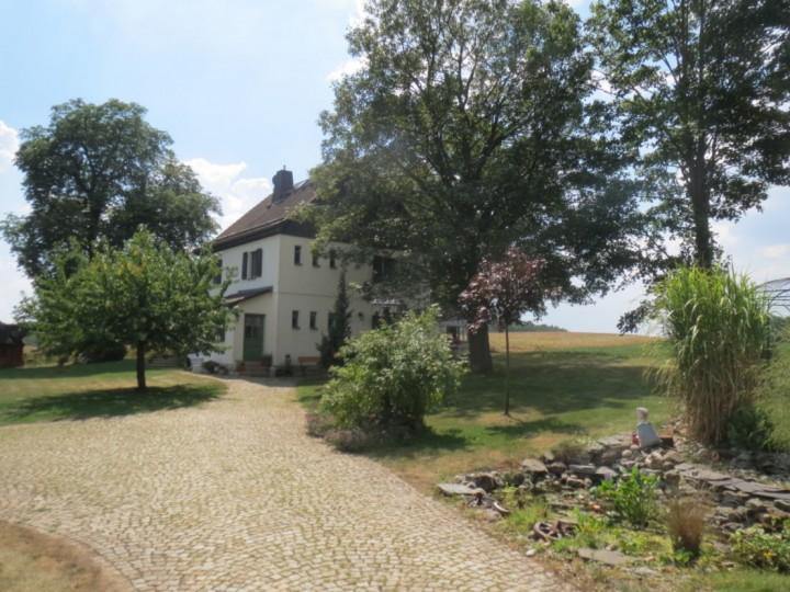 Landwohnhaus vor den Toren von Plauen (Kauschwitz)