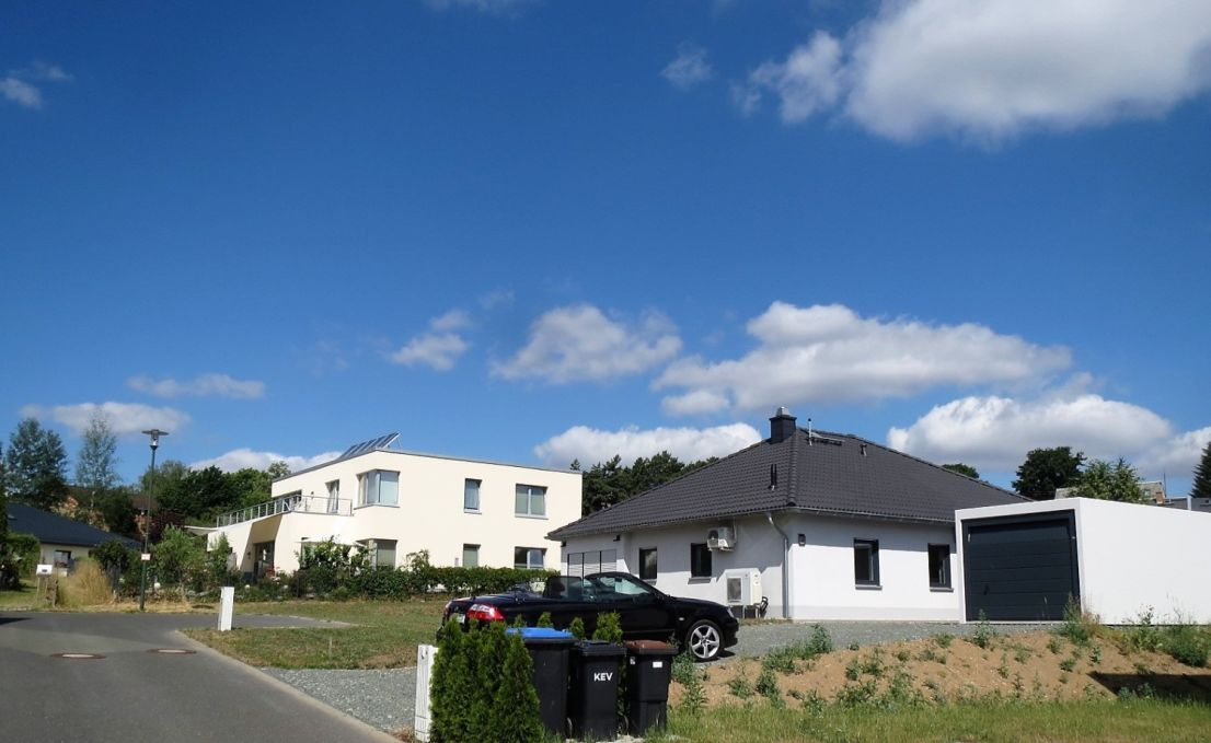 altersgerechter KOMFORT BUNGALOW