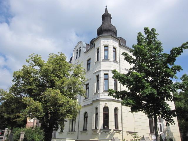 Eigentumswohnung Jugendstilvilla Plauen Westend