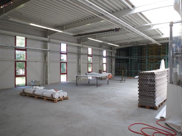 Produktionshalle in Plauen zu verkaufen