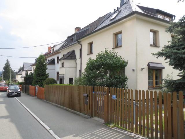 Reihenendhaus im Westend Plauen zu verkaufen