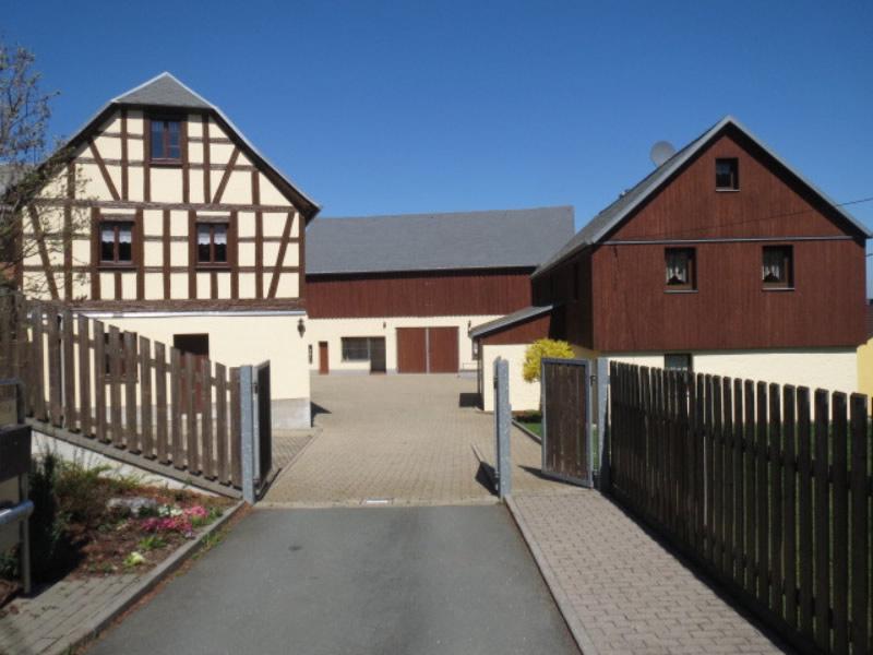 liebevoll sanierter KLEIN- Bauernhof vor den Toren von Weischlitz