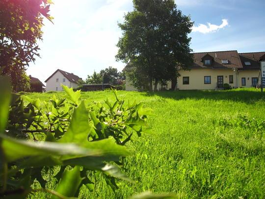 Idyllisches Fleckchen in ruhiger Citylage in 08529 Plauen