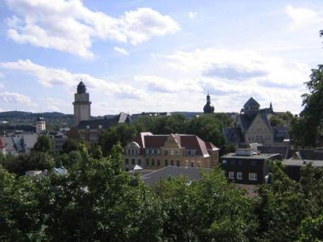 Plauen Weststra�e 17 (Stadtvilla)
