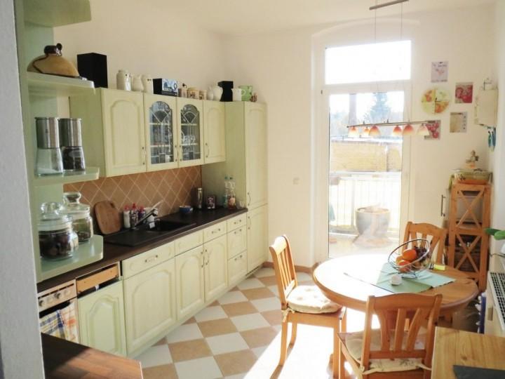 herrlich geschnittene 4- Zi Wohnung in Plauen zu vermieten